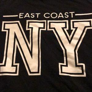 East Coast-NY short sleeve